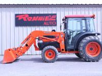 Focusing on both value and versatility these tractors