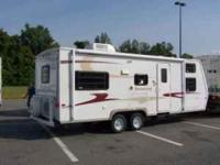 Description MUST SEE This is a 25' Frontier Trailer by