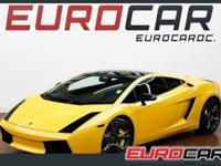FEATURED: 2006 GALLARDO SE #185 of 250 MADE E.GEAR