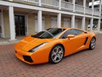 Selling my 2006 Lamborghini Gallardo. All service are