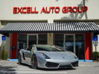 Introducing the 2006 Lamborghini Gallardo SE customized