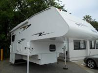 2006 Lance Cabover Camper model 1181 with Super