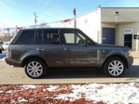 2006 LAND ROVER HSE SUPERCHARGED: ONE-OWNER,