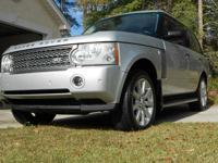 This is a fully loaded 2006 Land Rover Range Rover with