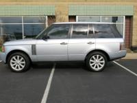 2006 Land Rover Range Rover HSE Supercharged SUV (VIN: