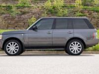 2006 Land Rover Range Rover HSE SUV V8 engine with