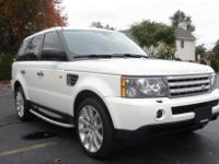 2006 Range Rover Sport - HSE Under Factory Warranty