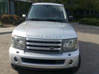 Options:  2006 Land Rover Range Rover Sport