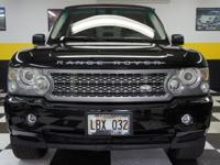 This 2006 Land Rover Range Rover 4dr SUPERCHARGED