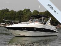 2006 Larson 330 Cabrio: Fast Express Cruiser in Great