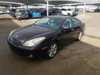 We are excited to offer this 2006 Lexus ES 330. This