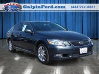 2006 Lexus GS 300 4D Sedan Our Location is: Galpin Ford