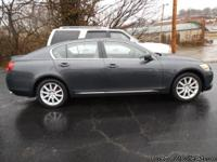 "2006 Lexus GS 300 AWD "" Sharp Luxury Car Navigation"