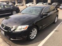 Sport Luxury Sedan with lots of goodies! Leather Heated
