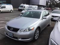 This outstanding example of a 2006 Lexus GS 300 is
