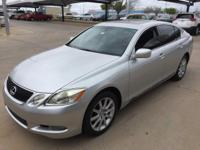 We are excited to offer this 2006 Lexus GS 300. When