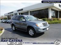 2006 LEXUS GX 470 60k service + new brakes! This is an