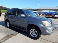 We are excited to offer this 2006 Lexus GX 470. When