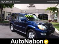 2006 Lexus GX 470 Our Location is: Lexus Of Tampa Bay -