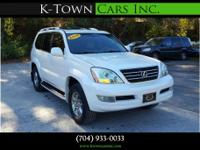 Options:  2006 Lexus Gx Gx 470 Sport Utility