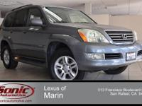 Take a look at this 2006 Lexus GX 470 . Built just for