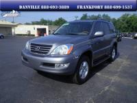 This 2006 GX 470 Base has less than 62k miles.. New In
