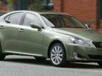 Recent Arrival! 2006 Lexus IS 250 Smoky Granite CLEAN