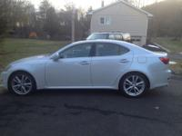 This Lexus IS 250 is in fantastic condition. The