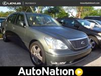 2006 Lexus LS 430. Our Place is: Lexus Hand Seaside -