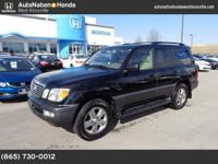 2006 Lexus LX 470 Our Location is: AutoNation Honda