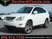 We are happy to offer you this 1-OWNER 2006 LEXUS RX