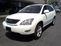 2006 Lexus RX 330. AWD and Beige Leather. Fuel