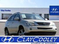 2006 Lexus RX Gold 400h ** LEATHER SEATS, ** HEATED