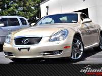 2006 Lexus SC 430, /, V8 4.3L Automatic, 62249 mis,