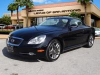 SC 430 trim. Very Nice, CARFAX 1-Owner, LOW MILES -