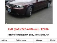 This 2006 Lincoln LS Sport is offered to you for sale