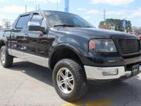 2006 Lincoln Mark LT 4WD 4-Speed Automatic with
