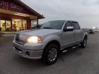 Options:  2006 Lincoln Mark Lt Visit Auto Group Leasing