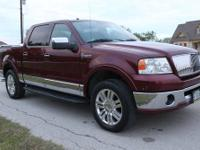 Your looking at a very nice 2006 Lincoln Mark LT 4WD