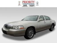 This 2006 Lincoln Town Car Designer Series boasts