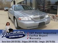 Take a look at this 2006 Lincoln Town Car Signature