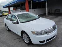 This 2006 LINCOLN Zephyr 4dr Sedan features a 3.0L V6