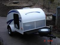 2006 LITTLE GUY WORLD WIDE 5-WIDE TEARDROP CAMPER