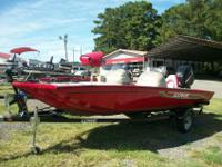2006 Lowe Stinger 180 with a 2006 Mercury 90 hp Optimax