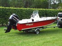 2006 Mako 181, 18' Center Console Boat, w/ Mercury