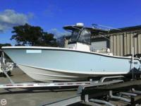 - Stock #47070 - The 264 Center Console is a saltwater