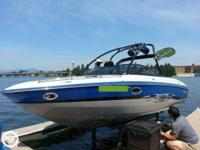 - Stock #074528 - 2006 MALIBU SUNSCAPE WAKESETTER LSV