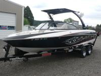 The ultimate crossover wake boat hands down! The