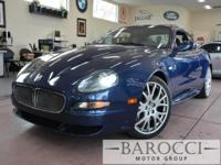 Options:  2006 Maserati Gransport Le 2Dr Coupe|6 Speed