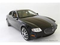 Exotic Classics is now offering this 2006 Maserati